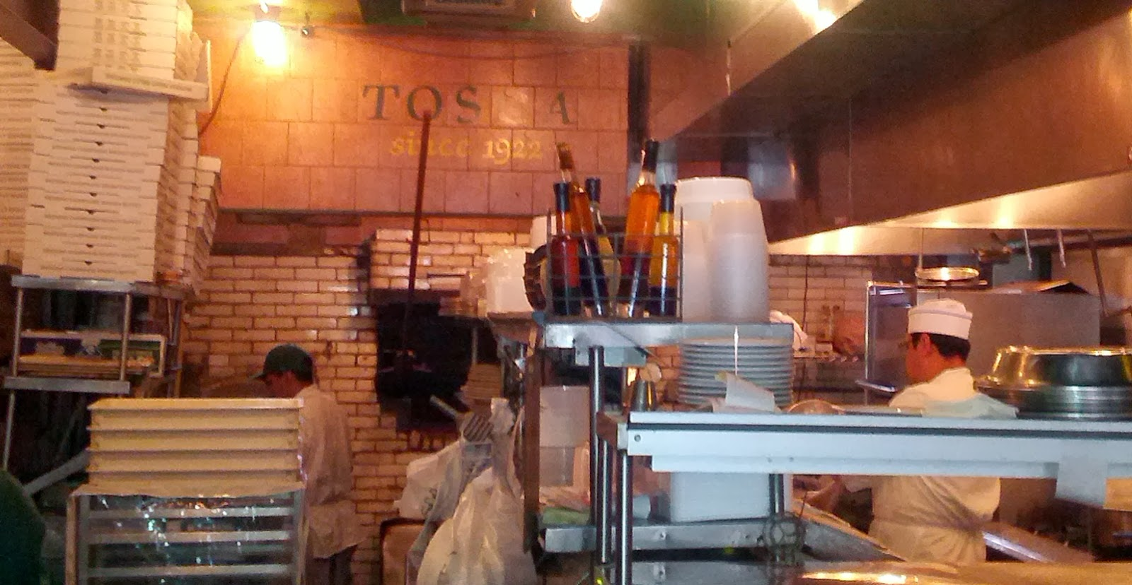 Tosca Cafe Bronx New York