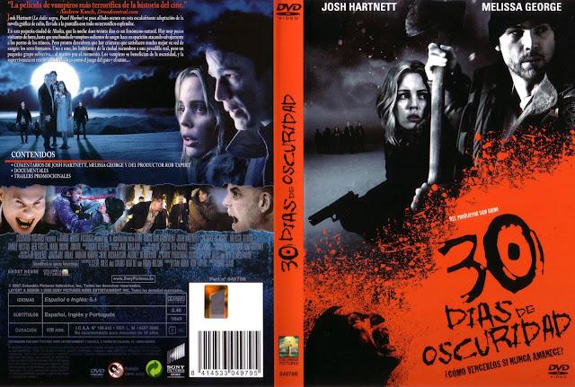 30 Dias De Oscuridad Dvd