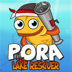 Mengenal Game Asal Indonesia, Pora The Lake Rescuer