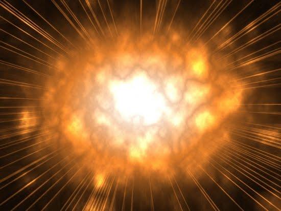 Que significa soñar con explosion