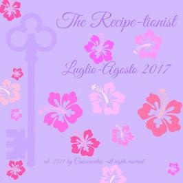 Le vostre ricette di LUGLIO-AGOSTO 2017