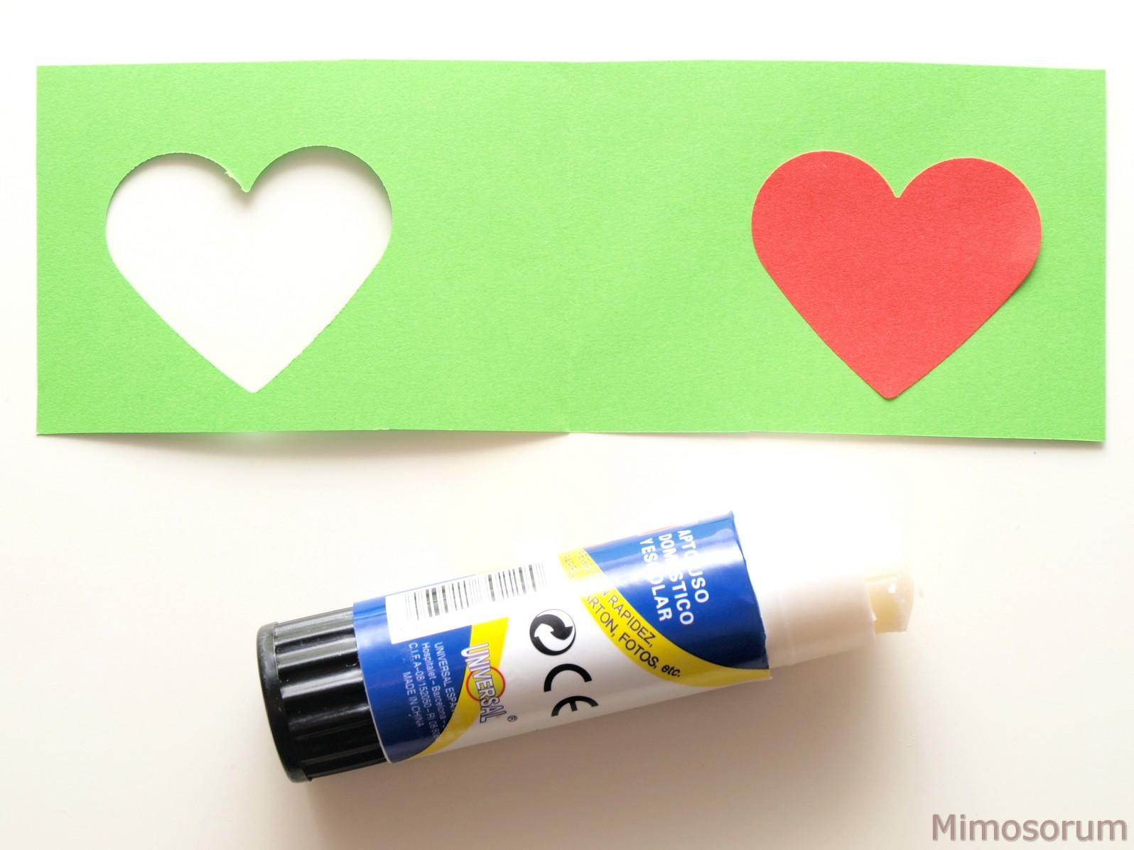 San Valentine cards for Kids. Mimosorum
