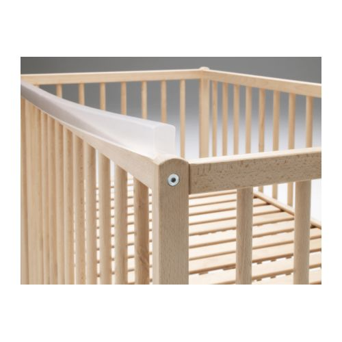 dazzlelicious mummy teething rail for cots highchairs ikea. Black Bedroom Furniture Sets. Home Design Ideas
