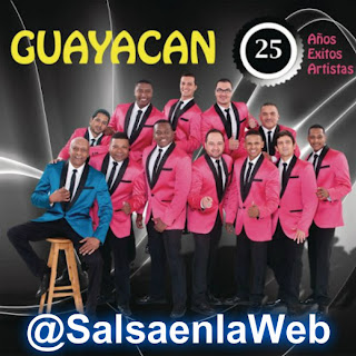► Guayacán Orquesta - 25 Años, Éxitos, Artistas