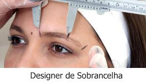 DESIGNER DE SOBRANCELHA