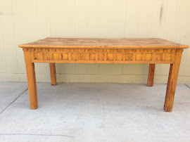 Farmhouse Kitchen Table (SOLD)