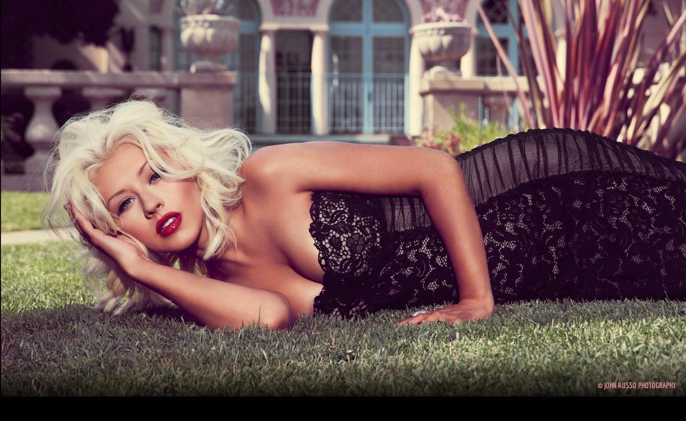 Christina Aguilera – Shotgun (Lyrics)