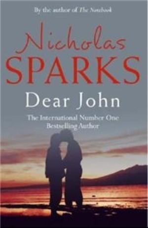 """dear john by nicholas sparks book report The newest sparks is dear john, about soldier john (channing tatum),  peter  travers reviews dear john in his weekly video podcast, """"at the."""