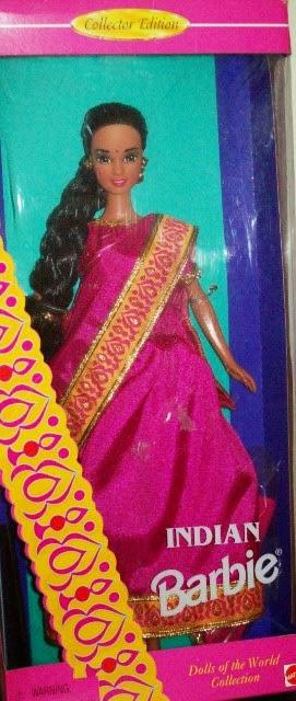 Mattel Indian Barbie