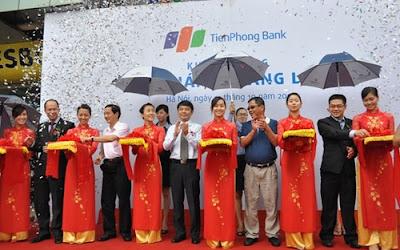 Đề thi IQ vào TienPhongBank đợt 2/2013