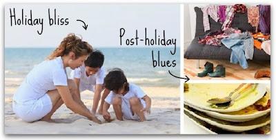 family travel, disorganised, get organised, organising, prepared