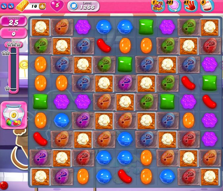 Candy Crush Saga 1266