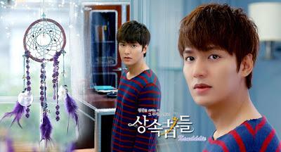 Biodata Pemeran Drama Korea The Heirs