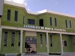 IGREJA ASSEMBLÉIA DE DEUS MADUREIRA