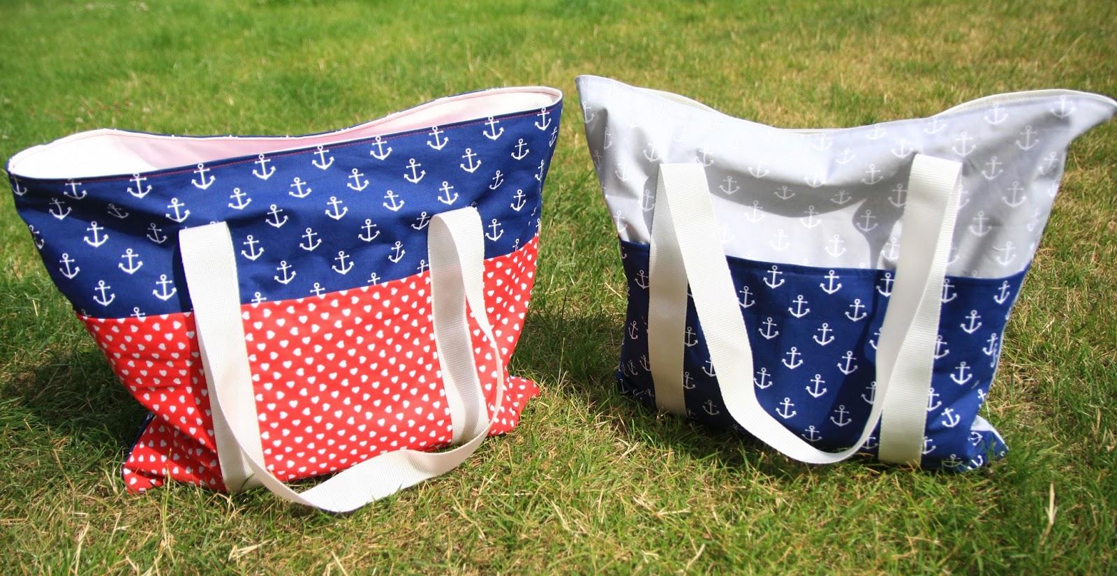 e47df3ca2e024 Jak uszyć torbę plażową DIY – bruscy.com