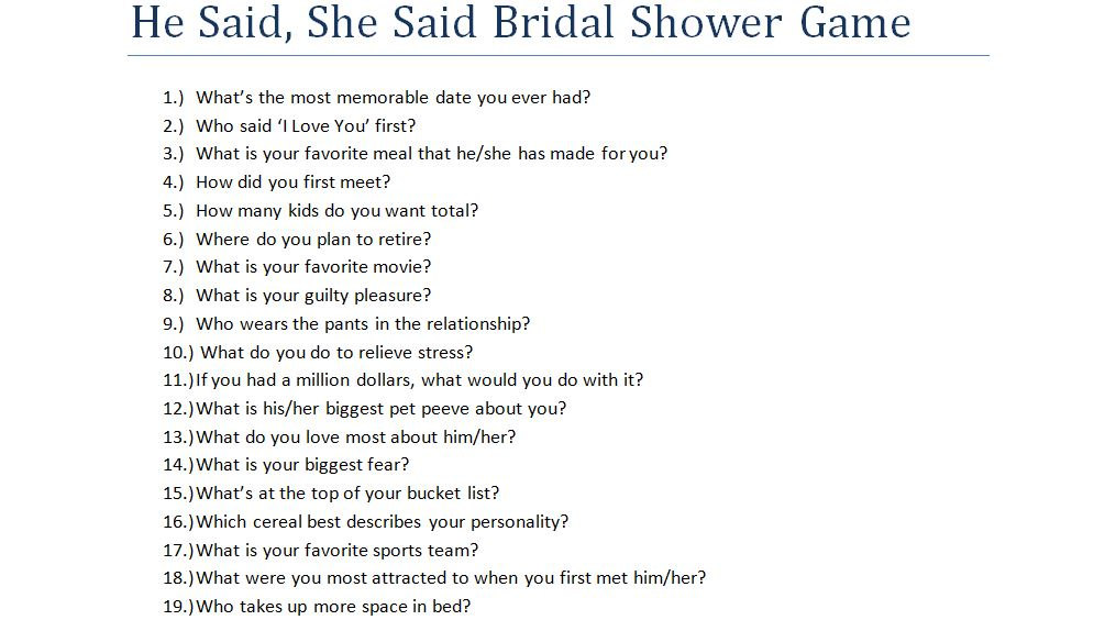 image result for questions to ask the bride about her groom