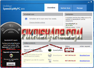 Uniblue SpeedUpMyPC 2013 5.3.4.1 Full Serial Number / Key