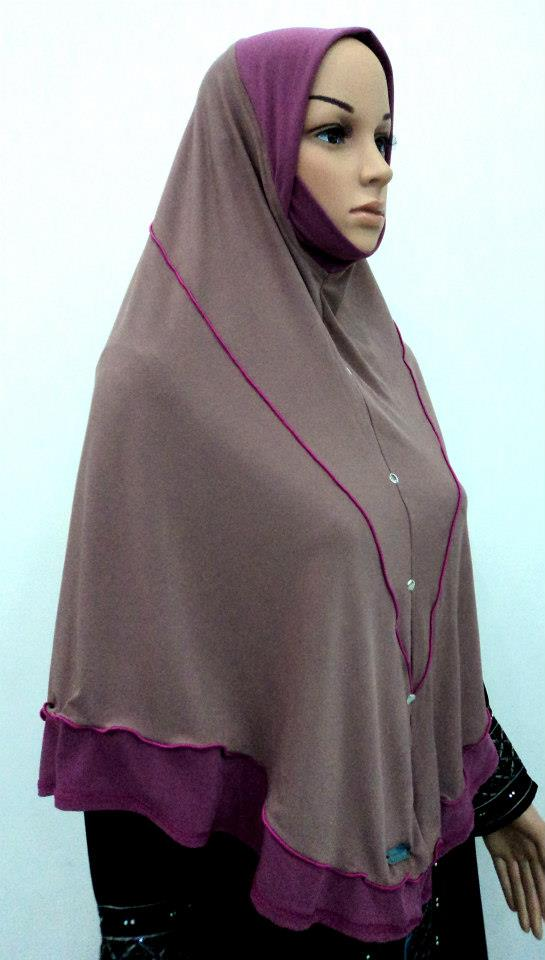 Tudung Labuh di al-aisy collection