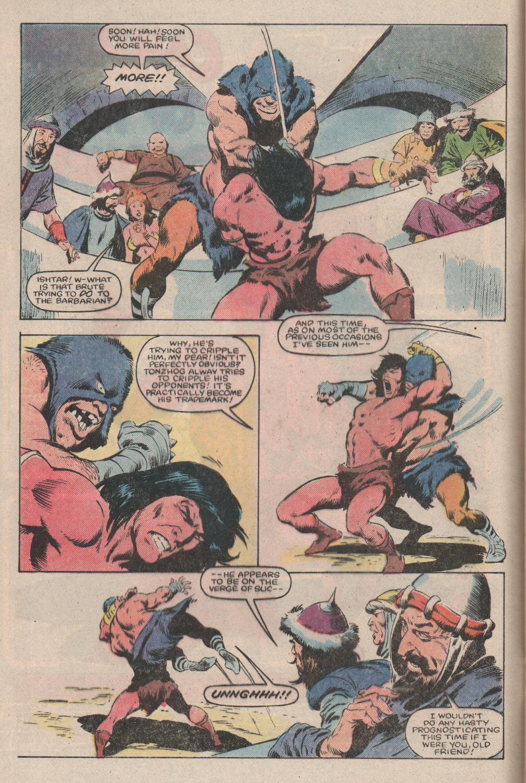 Conan the Barbarian (1970) Issue #159 #171 - English 3
