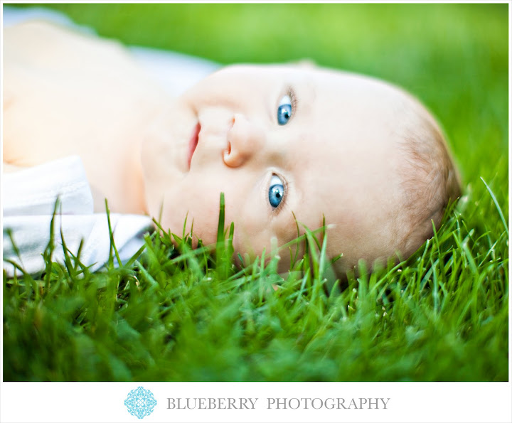 San Francisco Newborn baby park adorable photography session