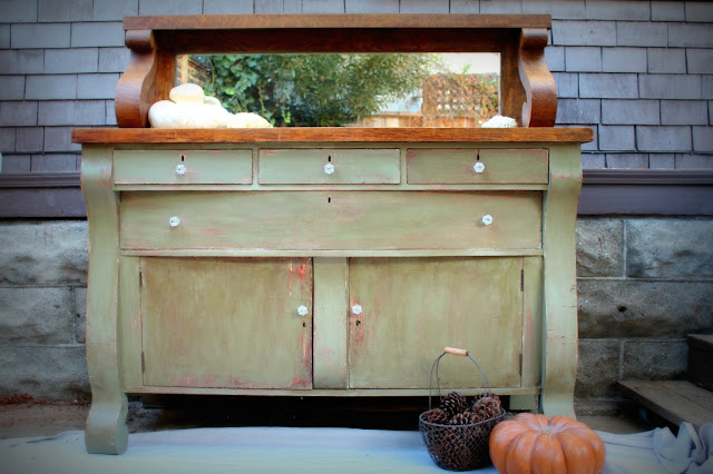 West furniture revival revival monday 96 for Sideboard qr
