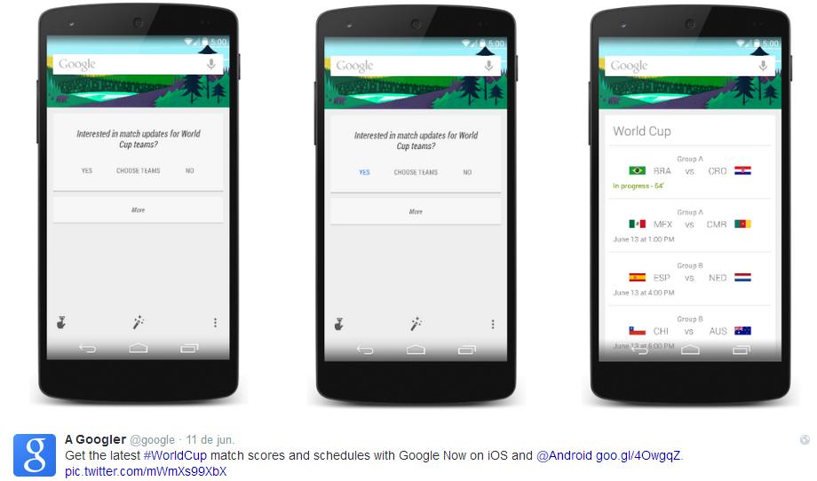 Android 5.0 podría llegar el 25 de junio
