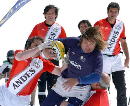 Llega el Cerveza Andes Rugby Xtreme a Penitentes