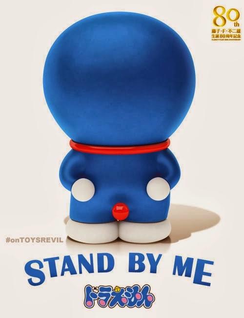 Movie 3D 'Stand By Me Doraemon' Saatnya Pamitan Dengan Nobita dan Penonton