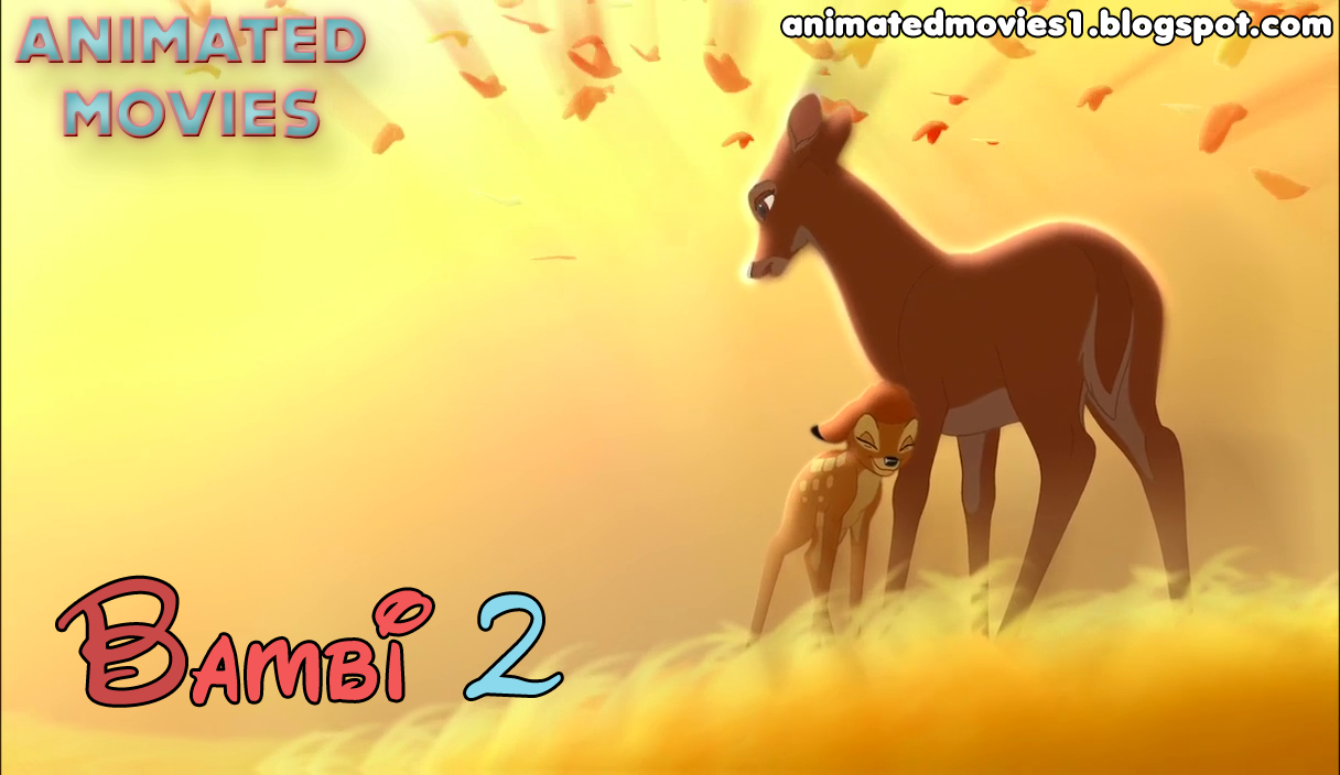 Bambi 2 2006 BRRip 720p Dual Audio Hin-Eng