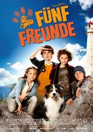 Os Cinco Amigos – Dublado (2012)
