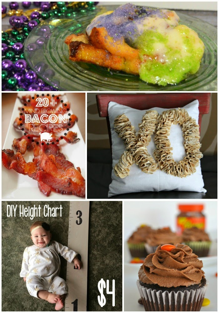 My Favorite Things Linkup Party Features