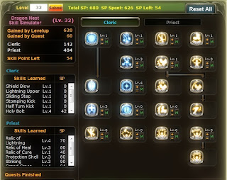 Dragon Nest Indonesia Level Cheat