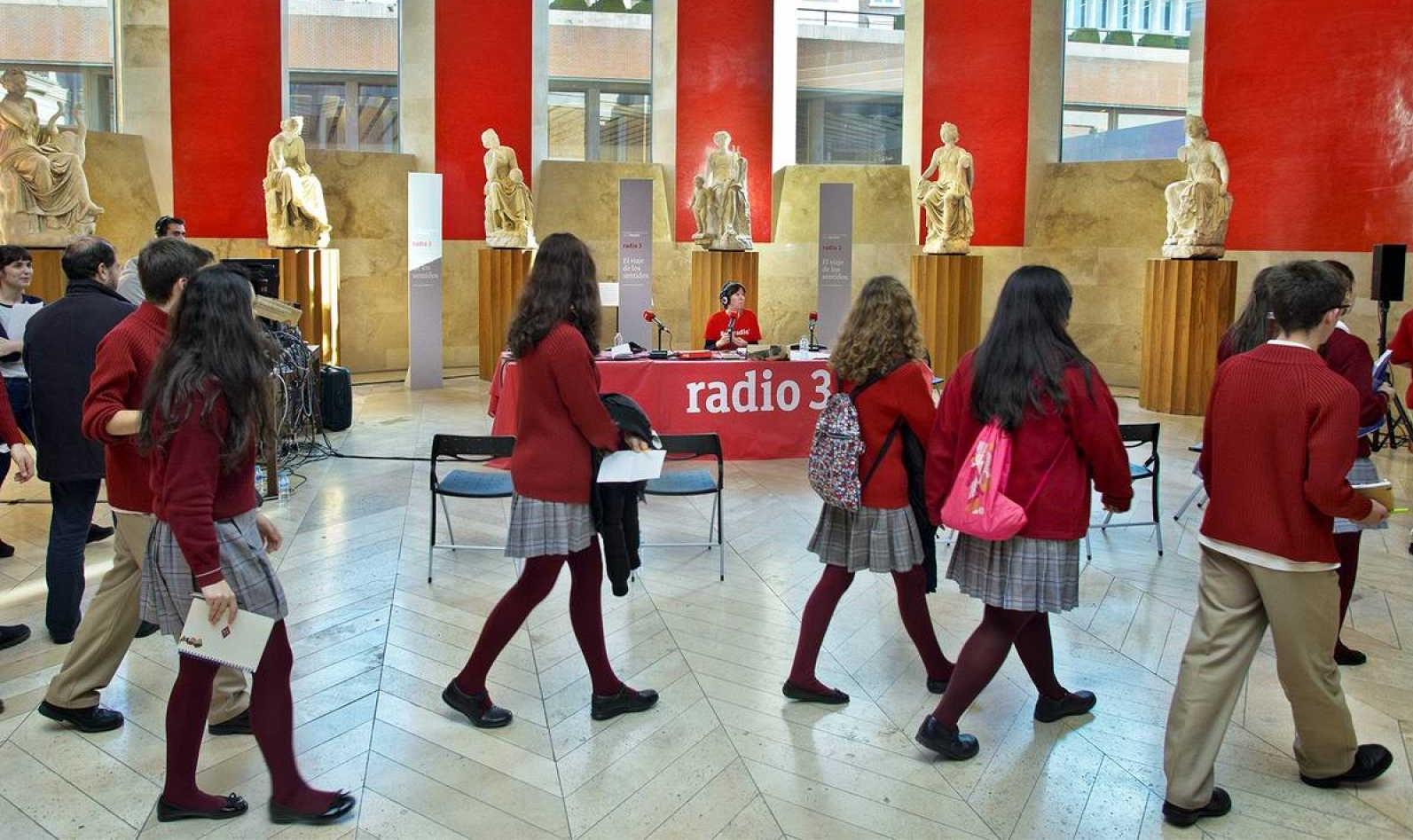 23-N: RADIO 3 EN EL BICENTENARIO DEL PRADO