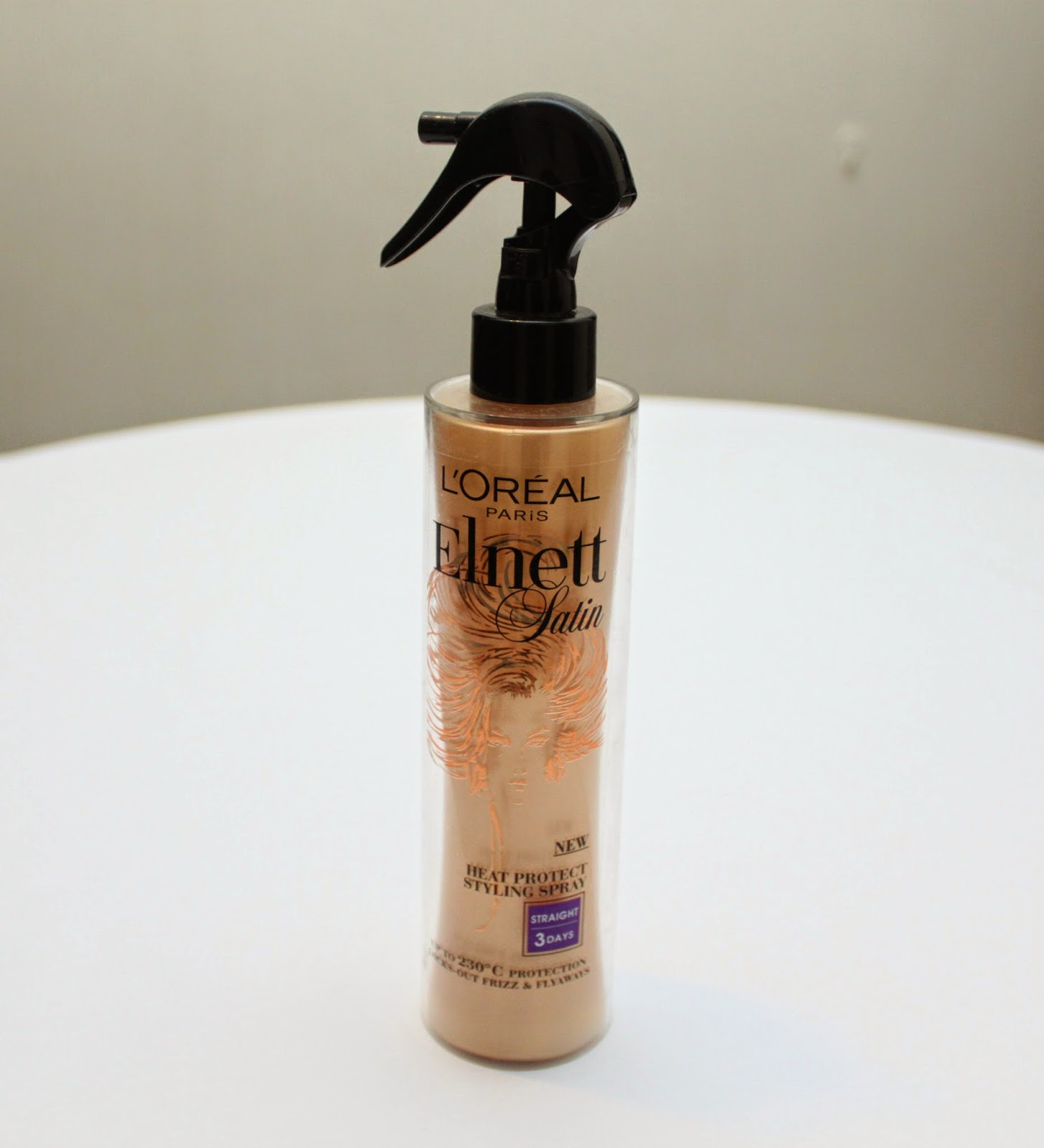 L'OREAL HEAT STYLING SPRAY