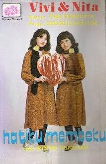 VIVI dan NITA Hatiku Membeku 1981