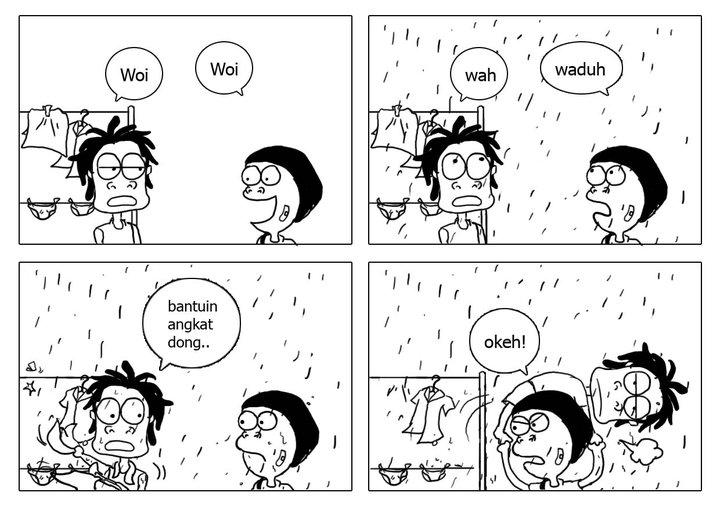 pic dari komik yang lucu dan ane baru tau komik ini..