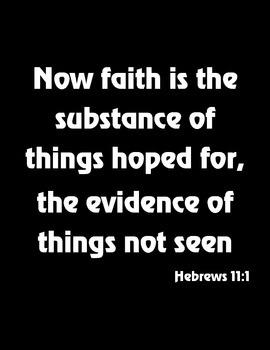 http://www.teacherspayteachers.com/Product/Freebie-Bible-Verse-Poster-Faith-1435511