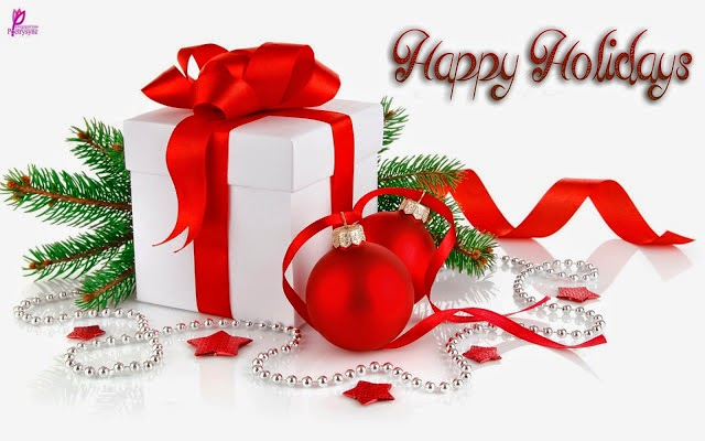Happy Holiday Season Quotes Lets Enjoy Happy Holidays