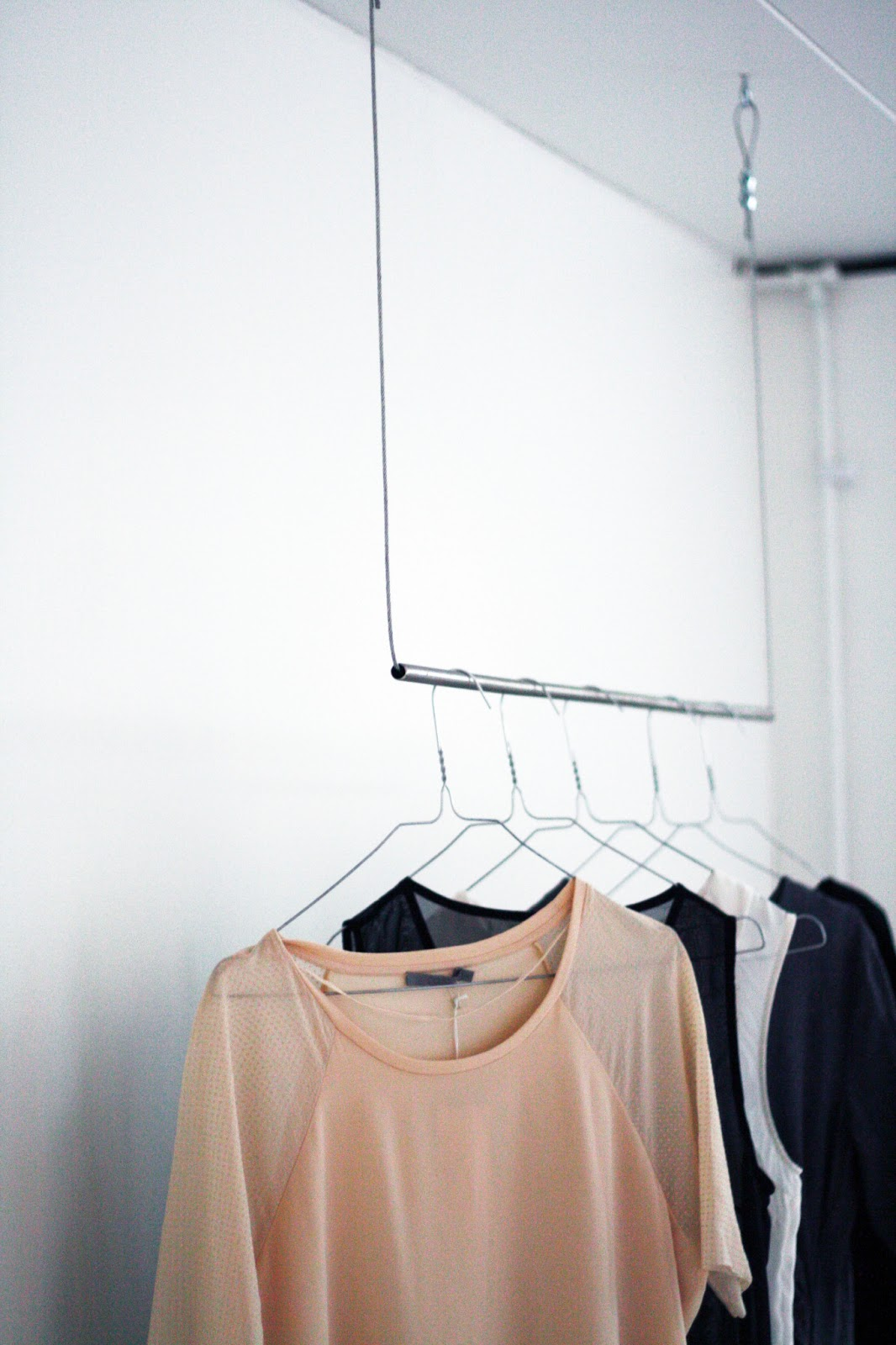 Vi byggde en klädhängare u2013 Emma Fahlstedt