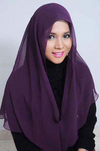 Hijab cylindrique