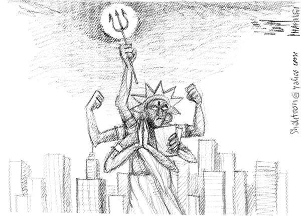 The News Cartoon-3 22-7-2011