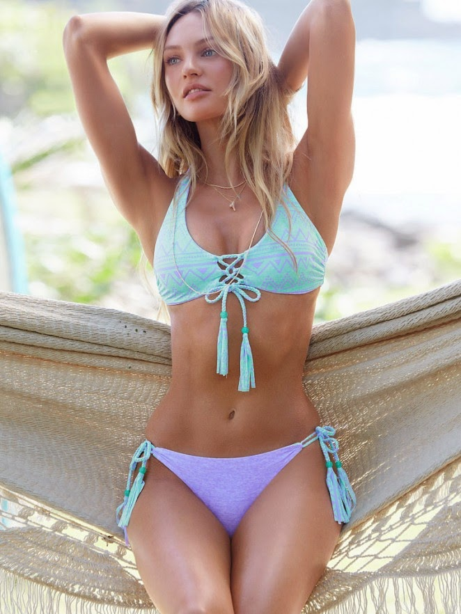 Candice Swanepoel – Victorias Secret (November 2014)
