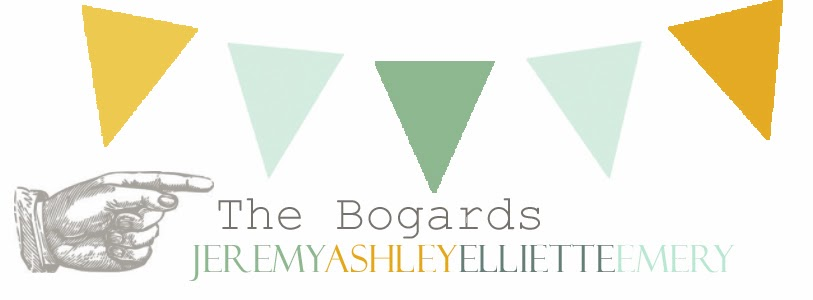 Bogard Blog