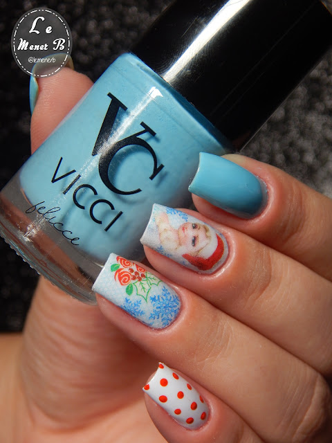 nail art frozen