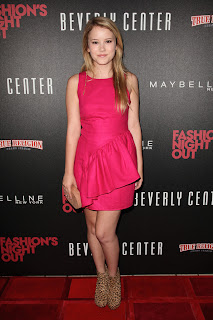 Fashion s night out 2012 at beverly center taylor spreitler fashion
