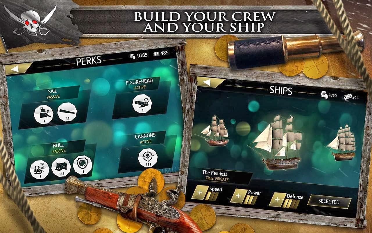 assassins creed pirates apk + data download