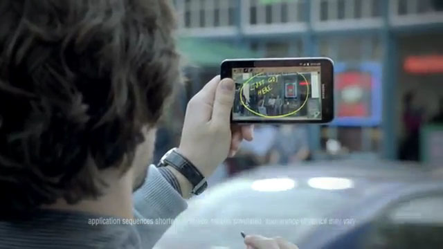 New Samsung Galaxy Note &#8211; Super Bowl Commercial