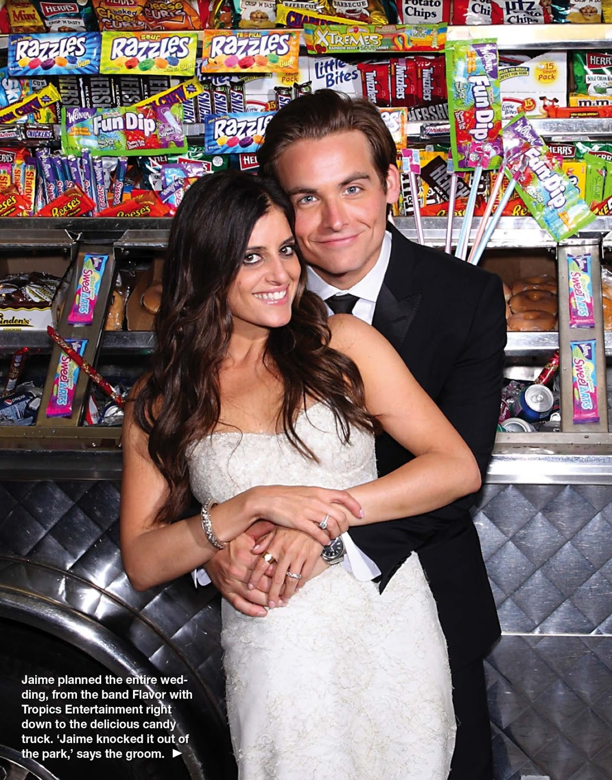 kevin zegers dating jamie feld and