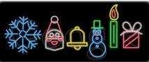 Felíz Navidad: doodle de Google