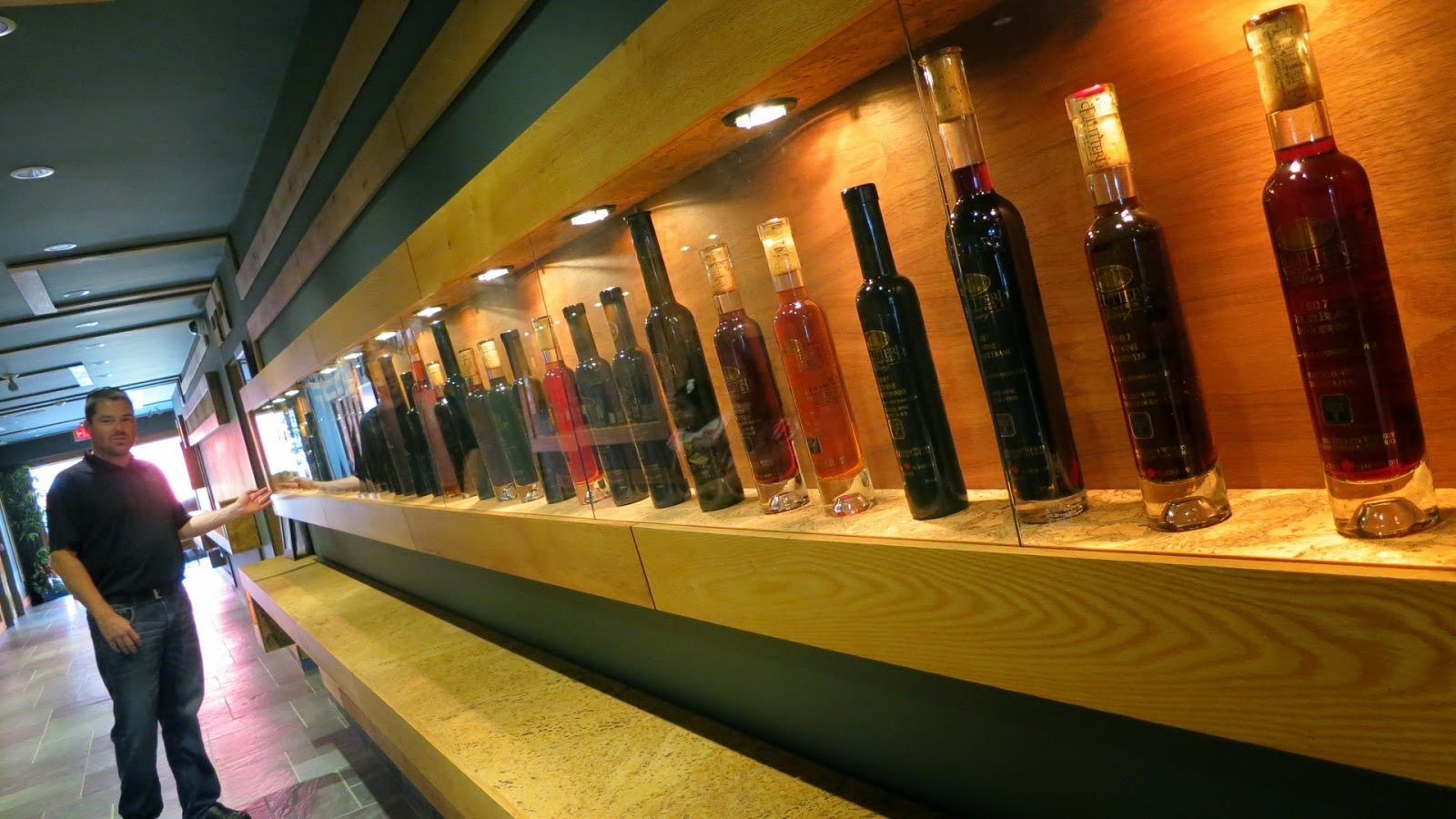 Pillitteri Icewine Showcase